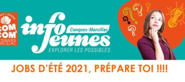 JOB D'ETE 2021, PREPARE TOI!!!!