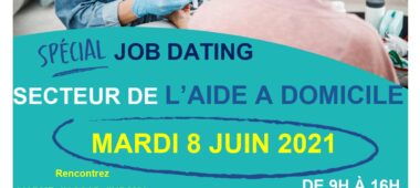 JOB DATING AIDE A DOMICILE