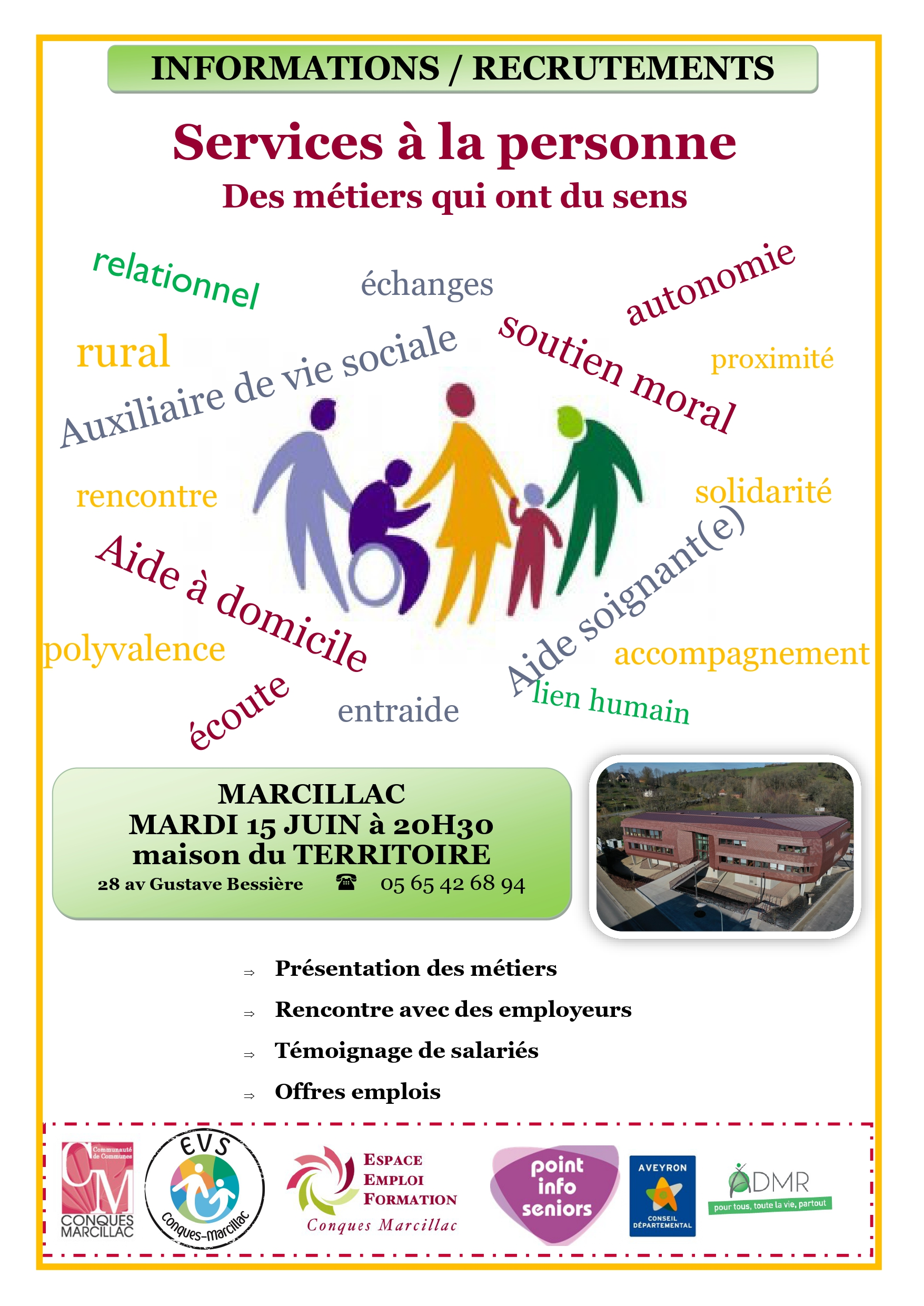 Informations/formations