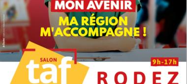 Salon TAF 8 septembre à Rodez